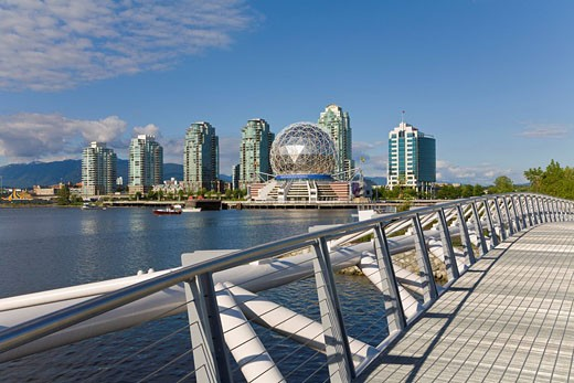 World of Science, Science World, Vancouv : Stock Photo