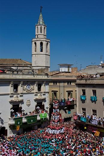 Stock Photo: 1597-73237  Spain, August 2008, Catalonia, Villafran