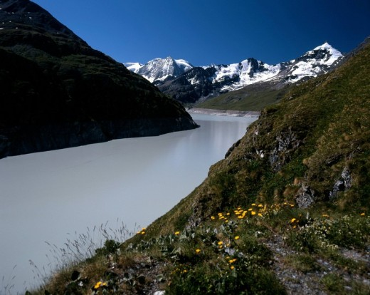 Stock Photo: 1597-86781 Lac de Dixence VS
