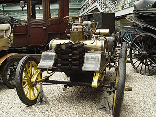 car, automobile, construction year 1900, historical, inside, NW 12 HP, old_timer, Prague, racer, technical museum, C : Stock Photo