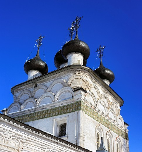 Church of the Saviour, 1723, Belozersk, Vologda region, Russia : Stock Photo