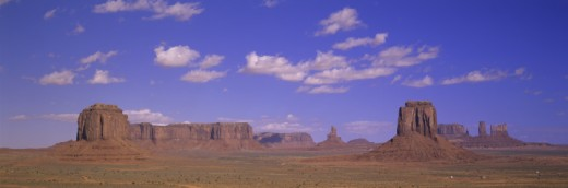 USA, Utah, Monument Valley : Stock Photo