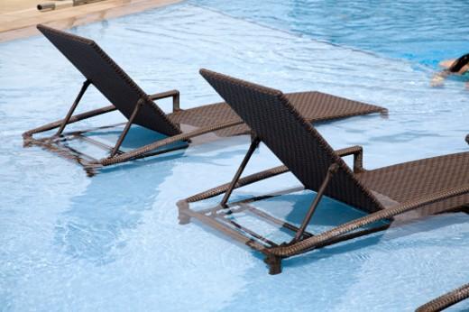 Folding Chairs : Stock Photo