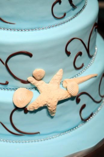 Wedding cake : Stock Photo