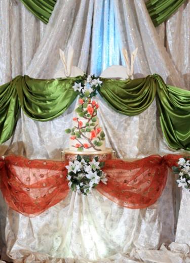 Wedding Hall : Stock Photo