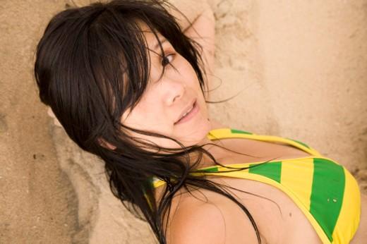 Bikini Babe : Stock Photo