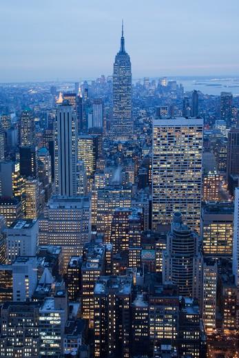 Usa. New York. New York City. : Stock Photo