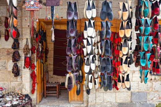 Stock Photo: 1598R-10026144 Old Grand Bazaar in Gaziantep