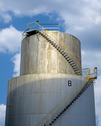 Stock Photo: 1598R-10038301 Oil Tank