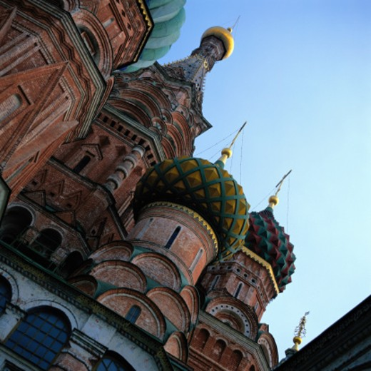 St. Basil's Cathedral : Stock Photo