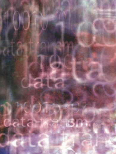 Data & Binary Numbers : Stock Photo