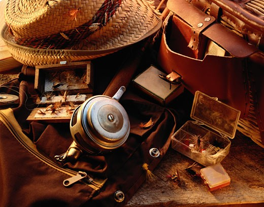 Fishing Tackle : Stock Photo