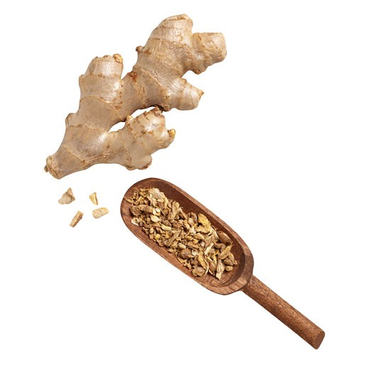 Various Forms of Ginger Root : Stock Photo
