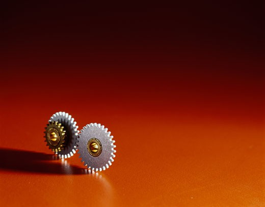 Two Gears : Stock Photo