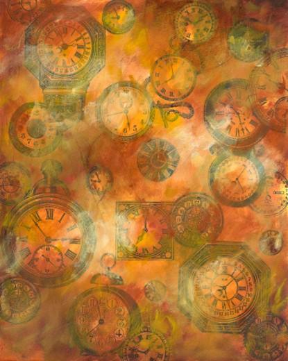 Stock Photo: 1598R-159286 Clocks & Watches