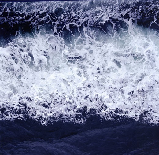 Wave, full frame : Stock Photo