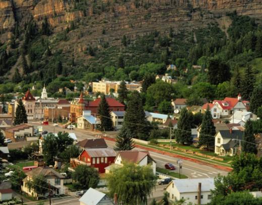 Ouray, Colorado : Stock Photo