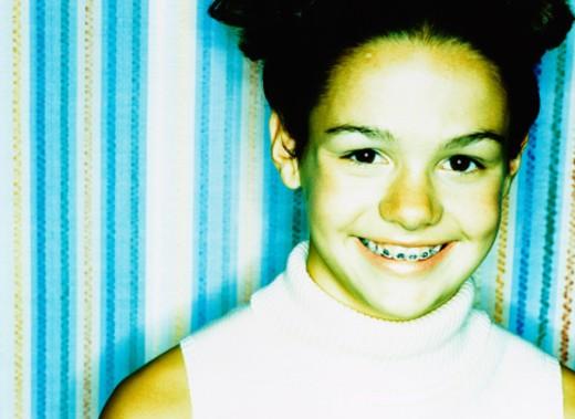 Stock Photo: 1598R-187781 Portrait of a Teenage Girl, 13
