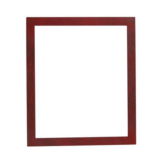 Rectangular Picture Frame : Stock Photo
