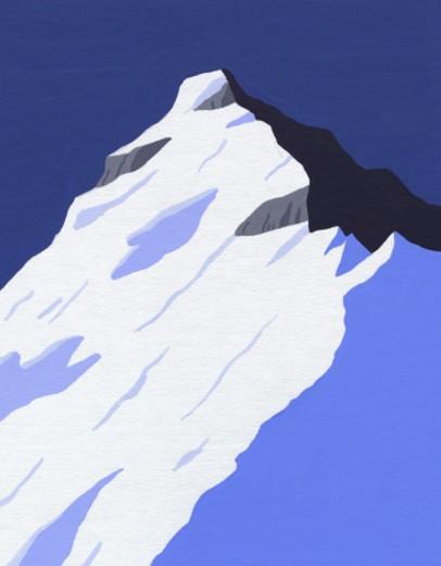 Mt. Everest : Stock Photo