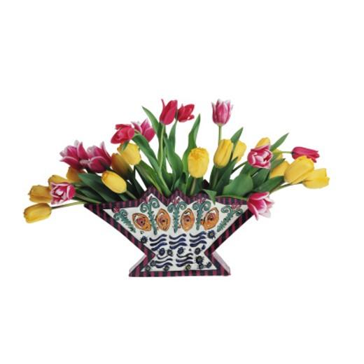 Stock Photo: 1598R-199590 Tulip Arrangement
