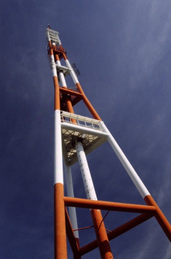Transmitter Tower : Stock Photo