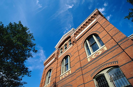 Stock Photo: 1598R-204862 Art and Industries Building