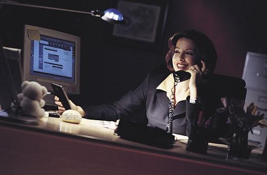 Businesswoman on the Phone : Stock Photo