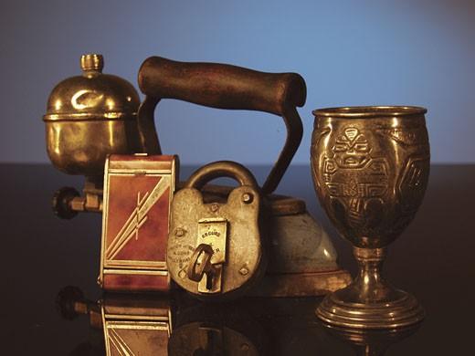 Stock Photo: 1598R-216653 Antiques