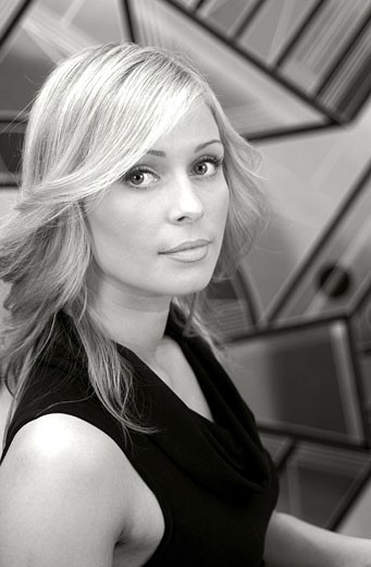 Portrait of a businesswoman : Stock Photo