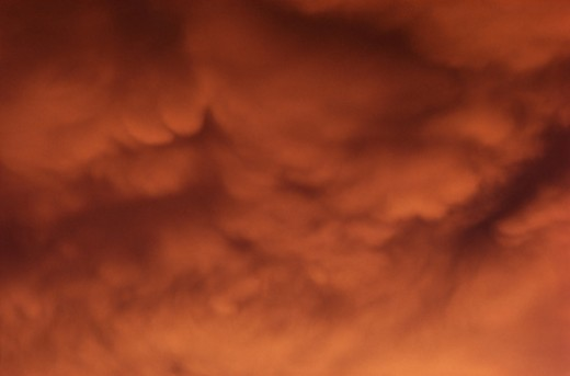 Stock Photo: 1598R-232169 Storm Cloud