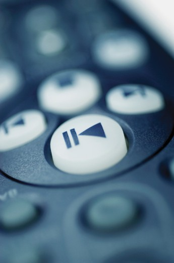 Close-up of remote control : Stock Photo