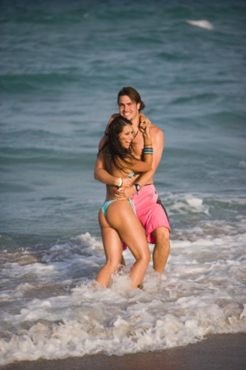 Dania Beach, Broward County, Florida, USA : Stock Photo