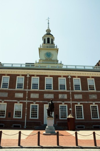 Independence Hall in Philadelphia, PA, USA : Stock Photo