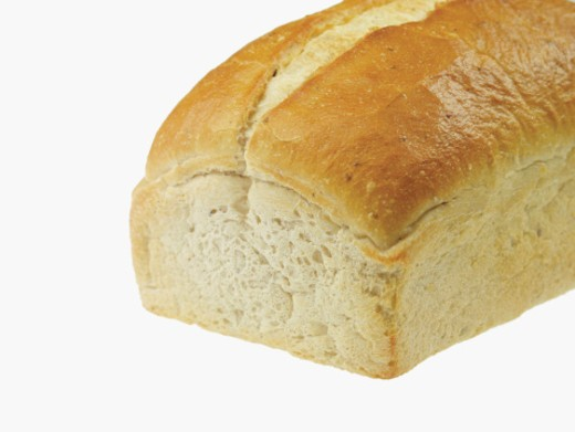 Stock Photo: 1598R-282115 A loaf of bread