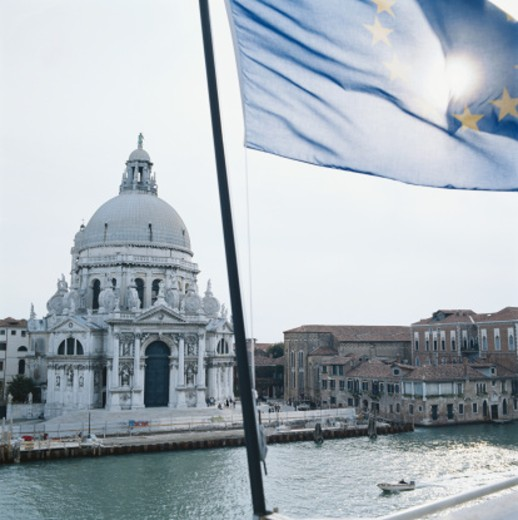 Stock Photo: 1598R-55370 Grand canal, Venice, Italy
