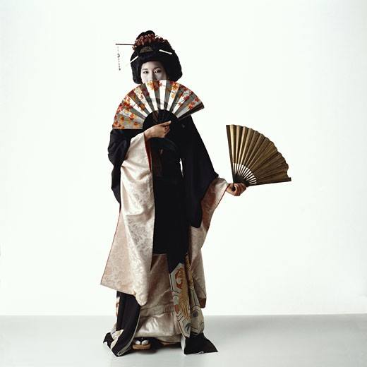 Geisha : Stock Photo