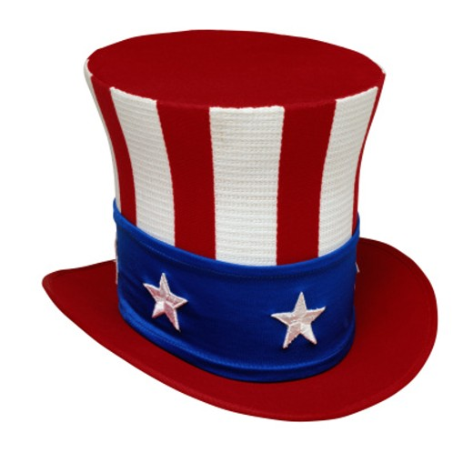 Uncle Sam's Hat : Stock Photo