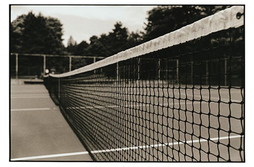 Tennis Net : Stock Photo