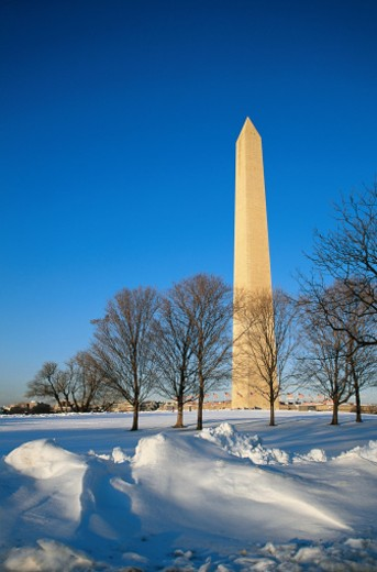 Stock Photo: 1598R-90229 Washington Monument