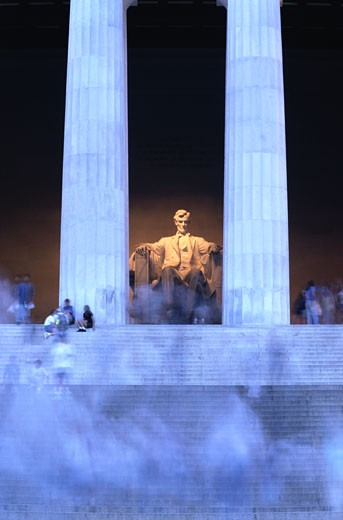Lincoln Memorial : Stock Photo