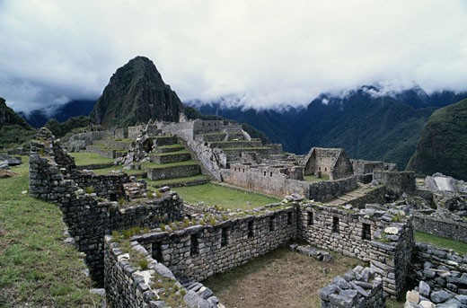 Inca Ruins : Stock Photo