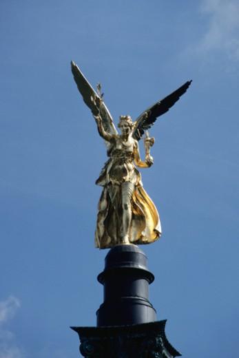 Peace Angel, Munich, Germany : Stock Photo