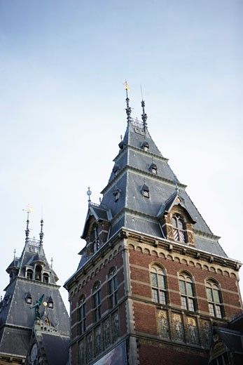 Stock Photo: 1598R-9947635 Netherlands, Amsterdam, Rijks museum
