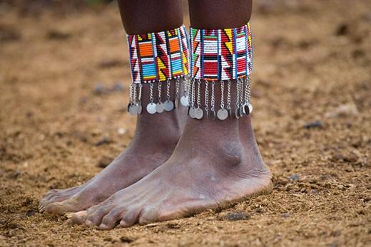 Kenya, Masai Mara National Reserve : Stock Photo