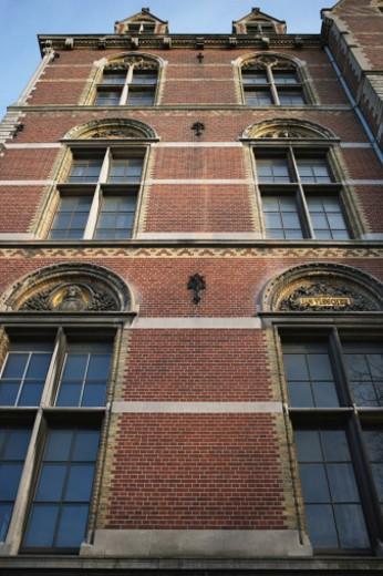 Netherlands, Amsterdam, Rijks museum : Stock Photo