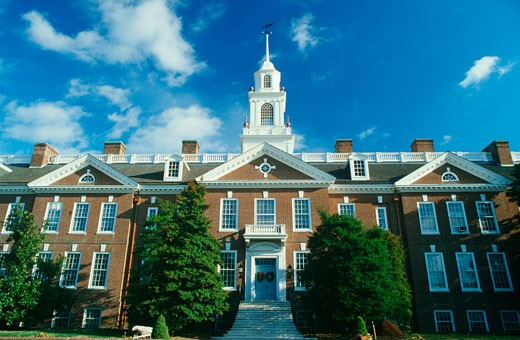 Stock Photo: 1598R-9969581 'State Capitol of Delaware, Dover'