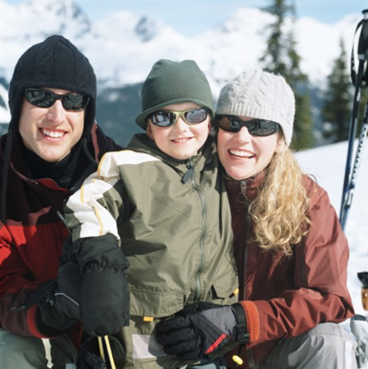 Mar 2004, Whistler, Canada. : Stock Photo