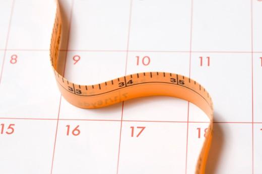 Stock Photo: 1598R-9999934 Yellow Tape Measure