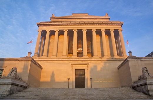 Stock Photo: 1599-10352 Scottish Rite Temple, Washington, DC